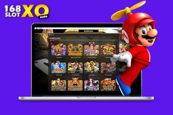 รวมวิธีการเอาชนะ เกมสล็อต ใน SLOTXO ! สล็อต สล็อตออนไลน์ เกมสล็อต เกมสล็อตออนไลน์ สล็อตXO Slotxo Slot ทดลองเล่นสล็อต ทดลองเล่นฟรี ทางเข้าslotxo